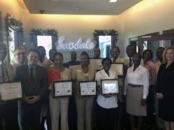 Educational Institute, Sandals, hospitality training, hospitality education